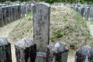 津田永忠墓