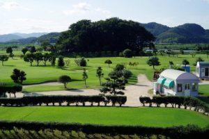 福岡城跡の丘