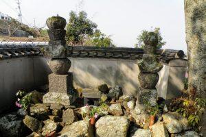日賢・日教の墓