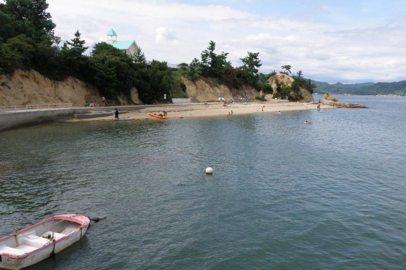 長崎ー日の出海岸ー