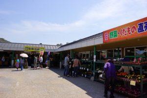 産直店ー道の駅「みやま公園」-