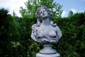 BACCHANTEー深山イギリス庭園ー