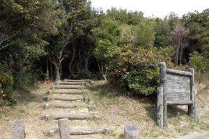 野鳥の森入口ー大平山野鳥の森ー