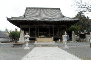 本堂ー大賀島寺ー