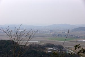 千町平野ー天王山山頂よりー