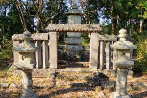 三代 池田長久の墓