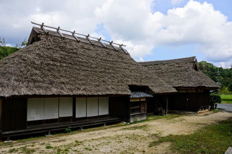 民俗資料館ー八塔寺ふるさと村ー