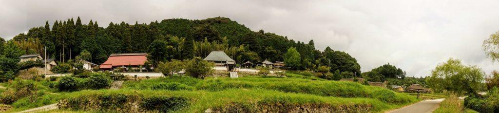 八塔寺ふるさと村ーパノラマー