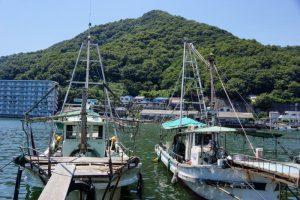 漁船ー日生港ー