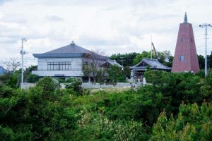 慈雲寺ー大多府島ー