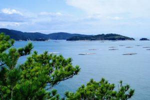 鶴島ー大多府島よりー