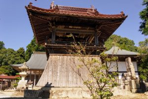 鐘楼ー本宮山円城寺ー