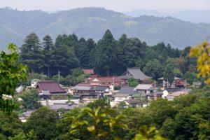 円城寺方面ーいわくら公園展望台よりー