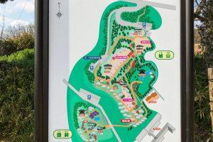 早島公園案内図