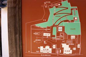 案内図ーかもがた町家公園ー