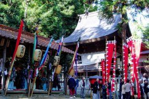 本殿ー加茂総社宮ー