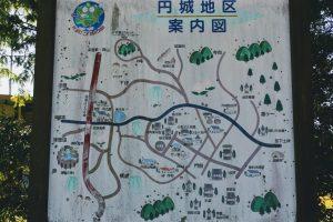 案内図ー円城地区ー