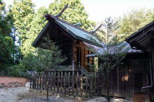 本殿ー熊山神社ー