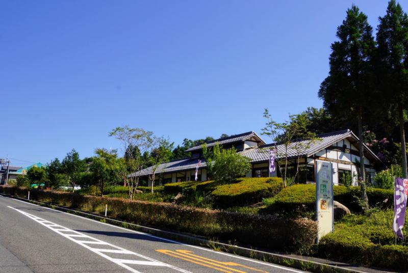 道の駅かもがわ円城