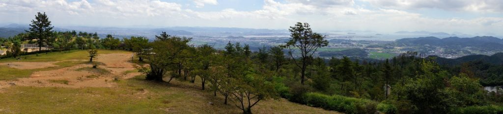 遥照山総合公園ーパノラマー