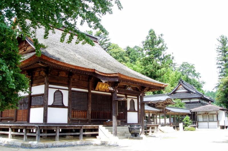 妙本寺本堂