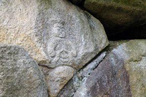 第十二番 近江国 岩間寺ー鴨山ー