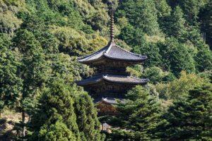 福生寺三重塔
