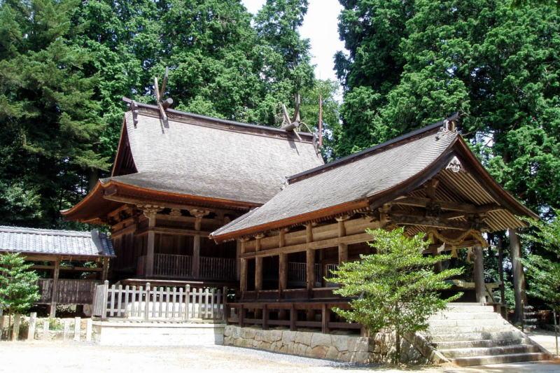 吉川八幡宮