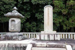池田綱政の墓