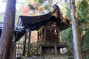 本殿ー日吉神社ー