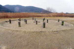 竪穴住居C