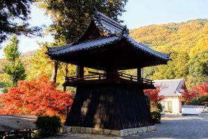 鐘楼ー湯迫山浄土寺ー