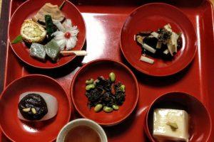 精進料理ー松琴寺ー