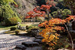 砂敷ー曹源寺庭園ー
