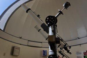 太陽望遠鏡ー岡山天文博物館ー