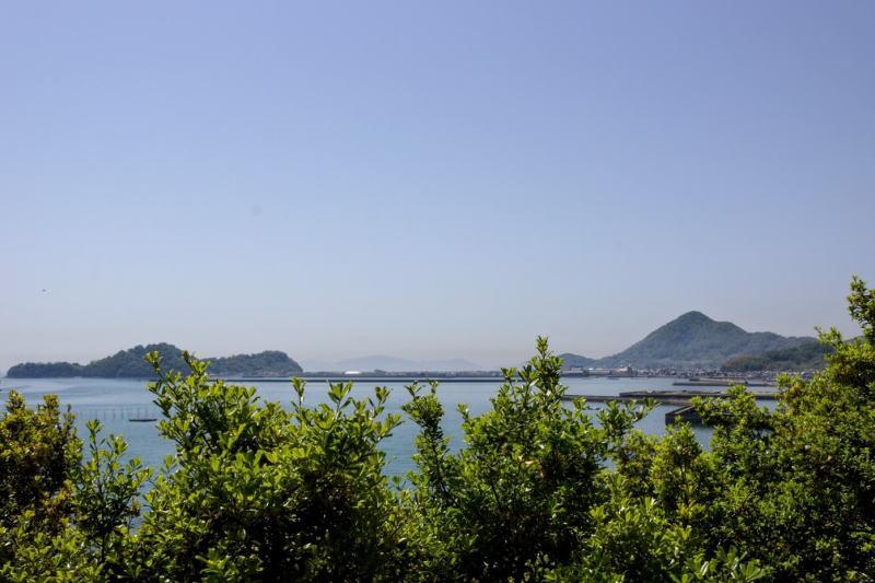 寄島・青佐山