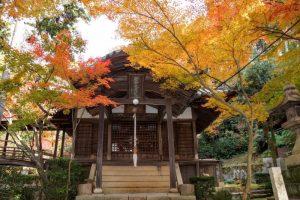 瑜伽大権現拝殿