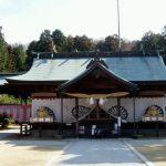 安仁神社拝殿