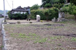 岡山孤児院発祥の地