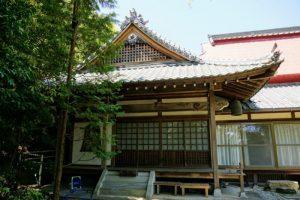西方寺本堂
