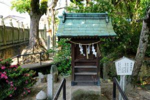 厳島神社ー御前神社ー
