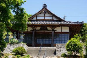 築地山常楽寺
