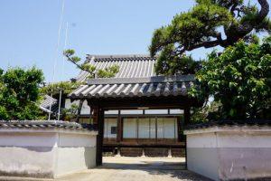 浄園寺山門