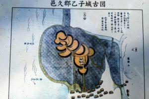 乙子城古図