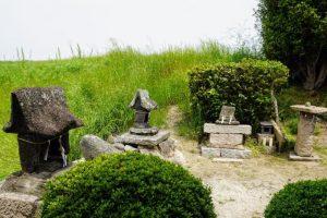 古い祠群ー古宮神社ー