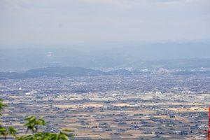 向山・倉敷市街方面ー金甲山よりー