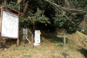 千鳥坂コースー臥龍山自然公園ー