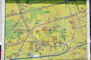 妹尾地区案内図