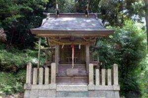 伊都伎神社ー志呂神社ー