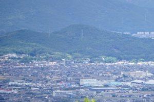 金蔵山・円山方面ー金甲山よりー